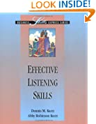Effective Listening Skills (Business Skills Express Series)