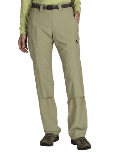 ExOfficio Women's Nio Amphi Pant,Light Khaki,10