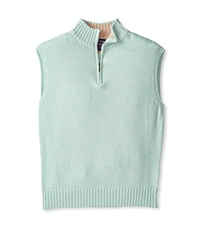 Bill's Khakis Men's Mock Collar Sweater Vest