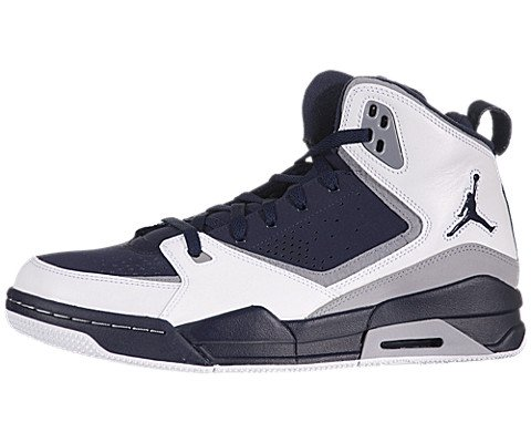 sneakers for cheap adbd6 f0ada Air Jordan SC-2 Obsidian Navy White Stealth Mens Basketball Review