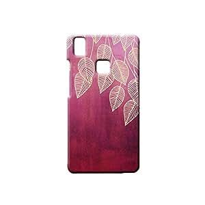 BLUEDIO Designer Printed Back case cover for VIVO V3 - G1926