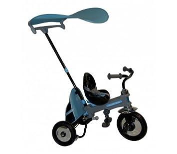 Azzurro Tricycle Pour Les Petits Enfants Bleu