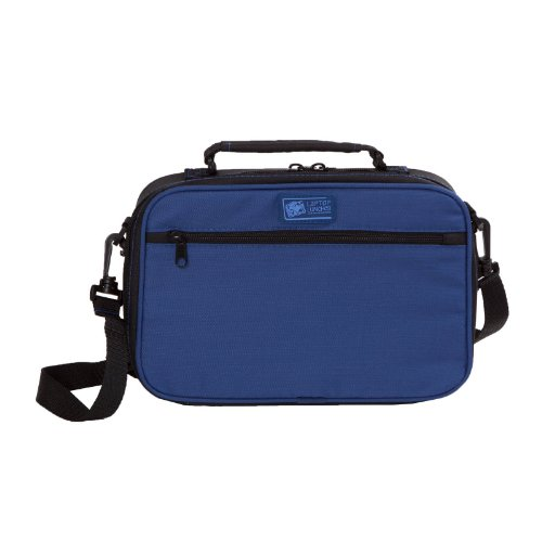 Laptop Lunches Bento-Ware Insulated Lunch Tote, Blue (C710W-Blue)