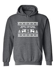 Festive Threads Christmas Sweater Sweatshirt