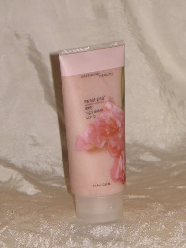 Bath &amp; Body Works Cherry Blossom Pleasures Collection Daily High Lather Scrub