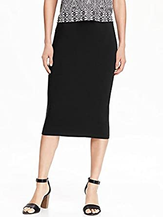 navy calf length pencil skirts xl blackjack