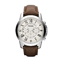 Fossil Herren-Armbanduhr Grant Chronogra...