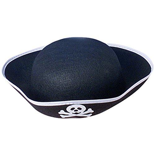 One Children's Felt Pirate Hat