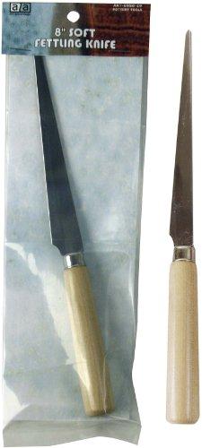 Art Advantage 8-Inch Soft Fettling Knife