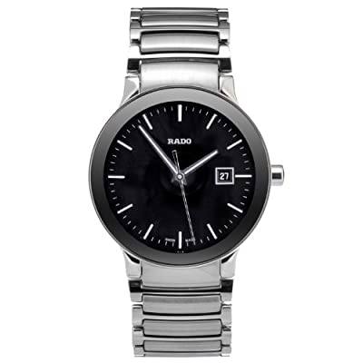 Rado Unisex R30928153 Swiss Quartz Movement Watch