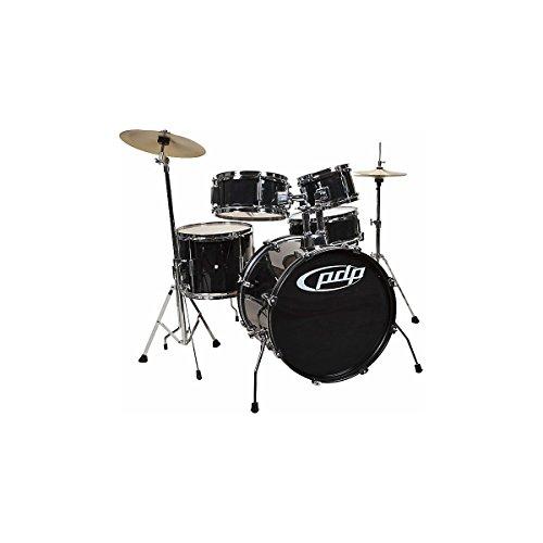 pacific-drums-pdjr18ktcb-5-piece-drum-set