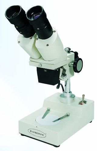 C & A Scientific - Premiere Smj-02 Stereo Microscope, 20X Magnification