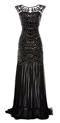 gastbypty-Womens-1920s-Black-Sequin-Gatsby-Maxi-Long-Evening-Prom-Dress
