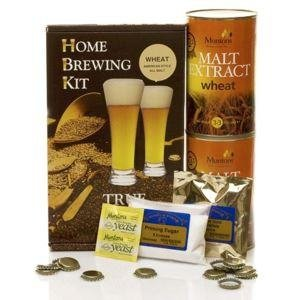 True Brew American Wheat Home Brew Beer Ingredient Kit (Brew Extract Kit compare prices)