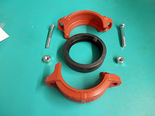 VGS V-ZO5 Groove Pipe Coupling 3