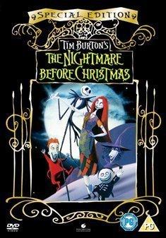The Nightmare Before Christmas [Reino Unido] [DVD]