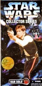 Star Wars (Star Wars) 12% Daburuku ~ ote% Collector Series Han Solo (import parallèle)