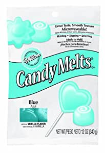 Blue Candy Melts 12 Ounces W1911-12-1352