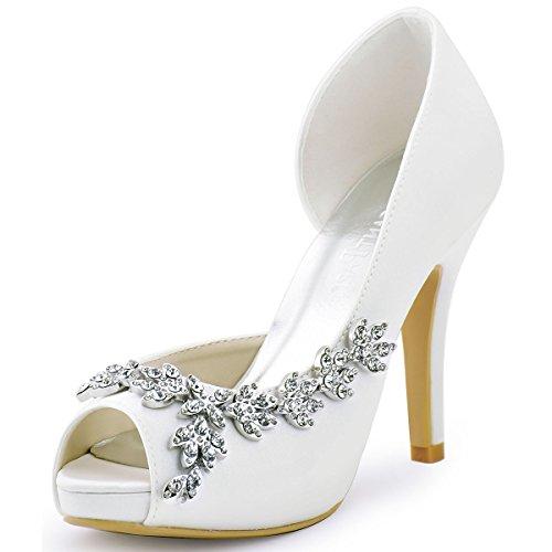 elegantpark-hp1560iac-donna-scarpe-peep-della-piattaforma-della-punta-alto-tacco-dorsay-bow-strass-r