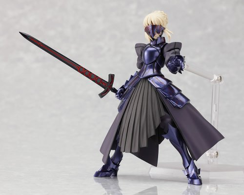 Fate/Stay Night : Saber Alter Figma Action Figure