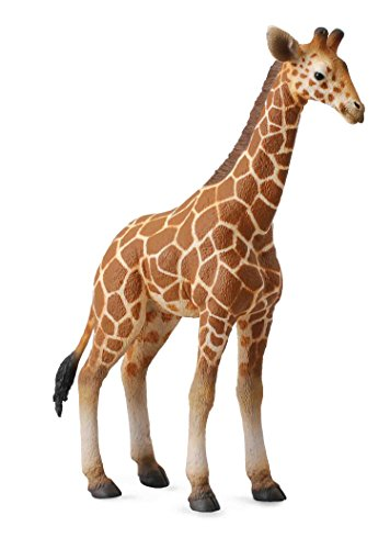 CollectA CollectA Reticulated Giraffe Calf
