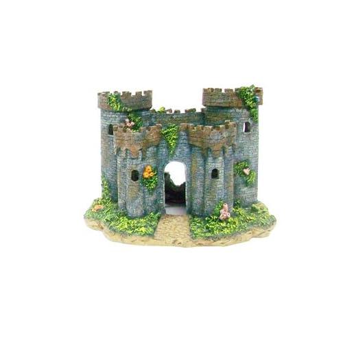 Fish tank castle for Fish tank castle