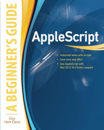 AppleScript: A Beginner's Guide