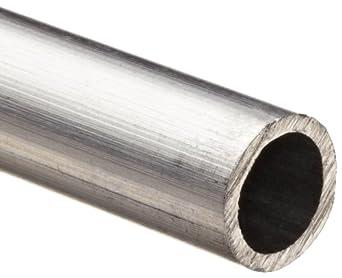 Aluminum 6061-T6511 Round Tubing
