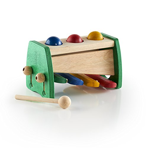 Guidecraft Xylophone Ball Bopper G5078 - 1