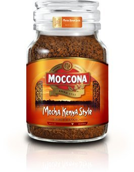 Moccona Freeze-Dried Coffee 100g (Imported from Australia) (Mocha Kenya Style (Rich & Exotic))