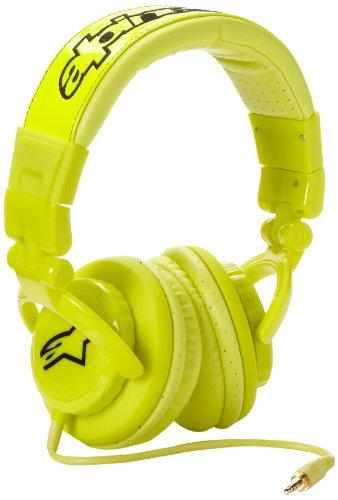 Alpinestars Men'S Tank Headphones, Hi Vis Yellow, One Size