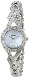 Seiko Womens SUP173 Jewelry-Solar Classic Watch