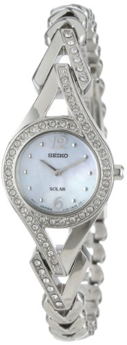 Seiko Women's SUP173 Jewelry-Solar Classic Watch