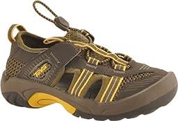Teva Omnium 2 Water Shoe (Toddler/Little Kid/Big Kid),Dark Olive,10 M US Toddler