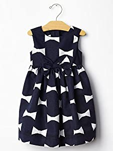 Gap Baby Kate Spade York &Hearts; Gapkids Bow Print Dress from Gap
