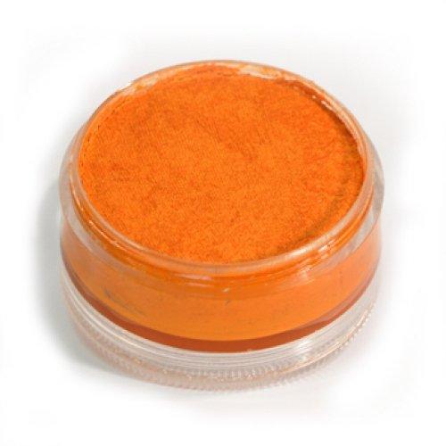 Wolfe Face Paints - Metallic Orange M40 (3.17 oz/90 gm)