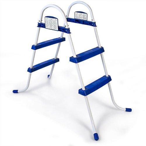 Opiniones de escalera piscina dos pelda os metal y - Escalera dos peldanos ...
