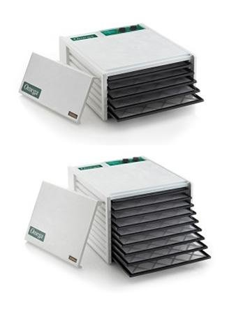 Omega Electric Food Dehydrator Model D5050Tw Dehydrator - 5 Tray