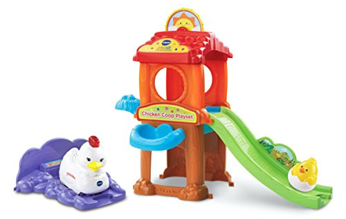 VTech Go! Go! Smart Animals Chicken Coop Playset