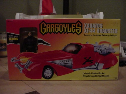 Buy Gargoyles – Xanatos XI-44 Roadster