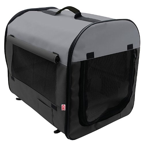 Dog Crates Soft Sided front-105118