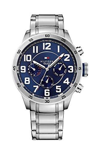 tommy-hilfiger-watches-herren-armbanduhr-xl-trent-analog-quarz-edelstahl-1791053