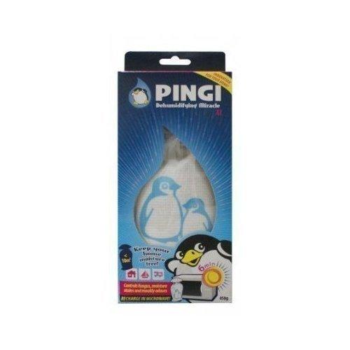 Pingi Sachet déshydratant pour déshumidificateur rechargeable et pièce à humidité 450 g