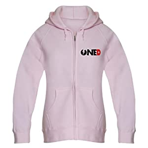 CafePress Power One Direction Women's Zip Hoodie