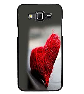 PrintDhaba Heart D-2232 Back Case Cover for SAMSUNG GALAXY GRAND MAX (Multi-Coloured)
