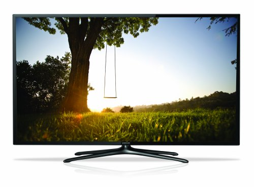 Samsung UN46F6400 46-Inch 1080p 120Hz 3D Slim Smart LED HDTV