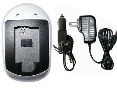 ◆充電器◆≪ACアダプター電源≫【ソニ- NP-FW50 対応】NEX-5 NEX-3 α55 α33 対応(BC-VW1)