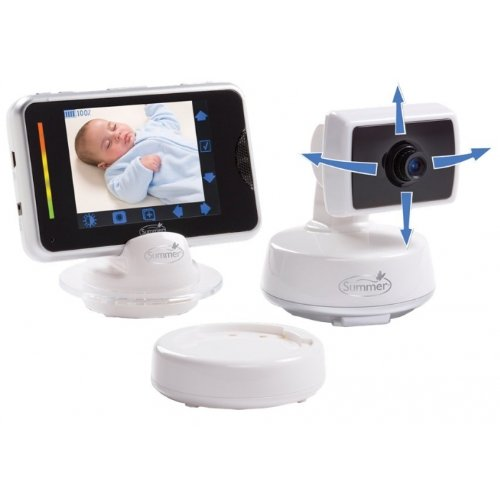 Summer Infant Baby Touch Digital Color Video