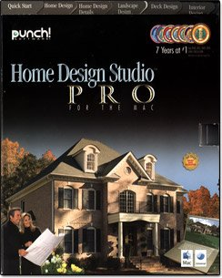 Punch! Home Design Studio PRO (Mac)
