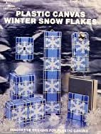 Plastic Canvas Winter Snow Flakes by…